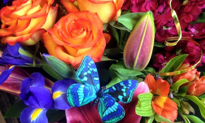 Kensington Florist - Hillurst: C$15 for C$30 Worth of Flowers at Kensington Florist