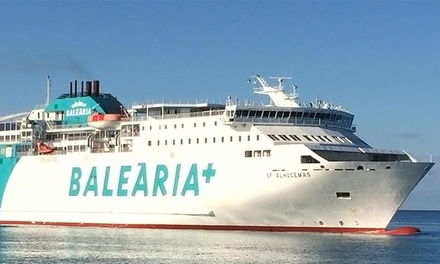 One- or Multi-Day Roundtrip Cruise Ferry to the Bahamas from Balearia Bahamas Express (50% Off)