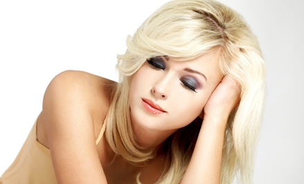 Haircare Services at Salon Mikimoto (Up to 57% Off). Two Options Available.