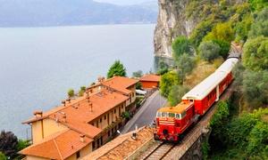 Viaggio in treno all'insegna dei sapori e delle tradizioni