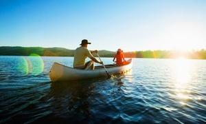 SEAL-Tours Alexander Witte: 2-stündige Fahrt mit Kajak, Kanadier oder Schlauchboot für 2, 4 oder 8 Personen mit Seal-Tours (bis zu 60% sparen*)