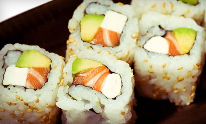 Avocado California Roll & Sushi - Uptown Village At Cedar Hill: $11 for $22 Worth of Sushi and Japanese Cuisine During Lunch at Avocado California Roll & Sushi