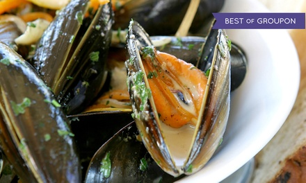 Up to 46% Off French Cuisine at A.O.C.