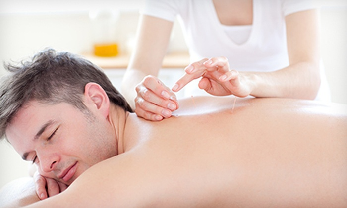 SaHa Yoga Therapy - Lower Arapahoe: One or Three Acupuncture Sessions at SaHa Yoga Therapy (Up to 68% Off)