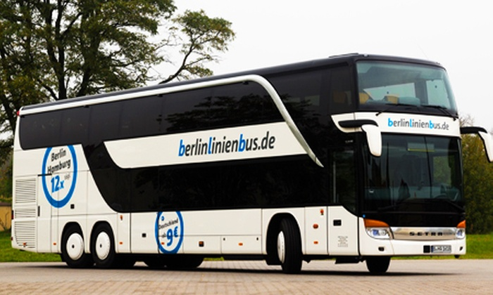 berlin linien bus in berlin germany groupon. Black Bedroom Furniture Sets. Home Design Ideas