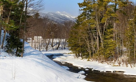 Stay at Merrill Farm Inn in North Conway, NH, with Dates into May