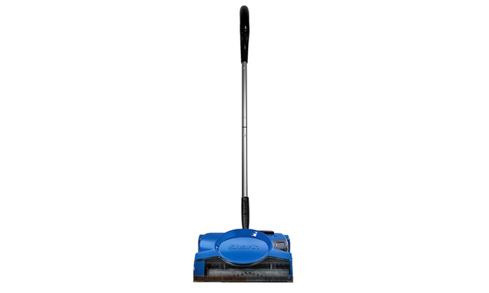 Shark Rechargeable Floor And Carpet Sweeper Groupon