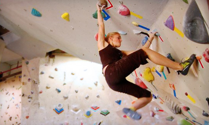 Rock City Climbing - Anaheim Hills: $40 for Rock-Climbing Class and Two Months of Unlimited Rock Climbing at Rock City Climbing ($425 Value)