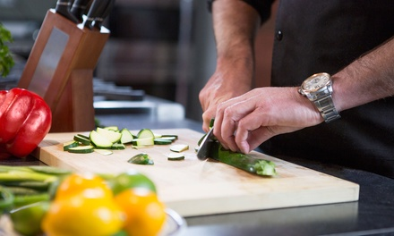 $25 for a Cooking Class for Two at Treasure Island Foods ($48 Value)