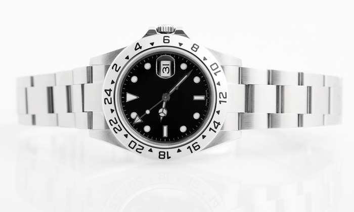 It's About Time - Gwinnett Place Mall - Suwanee-Duluth: $12 for $20 Worth of Watch and Jewelry Maintenance at It's About Time - Gwinnett Place Mall