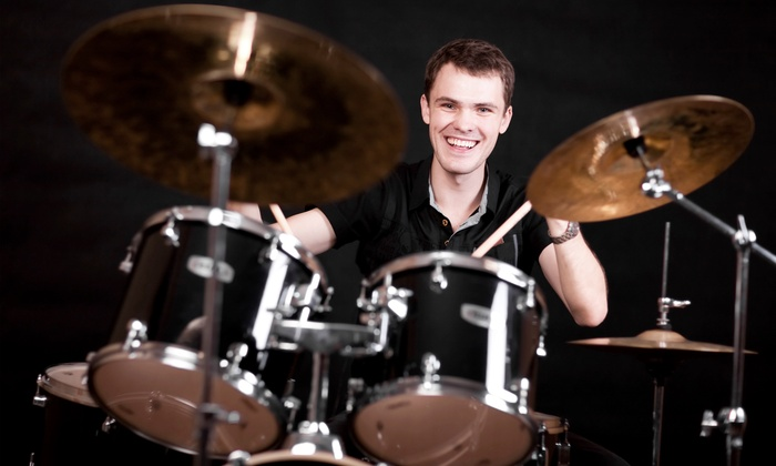 Drum Lessons With Paul - Dallas: $54 for $120 Worth of Music Lessons — Drum Lessons with Paul