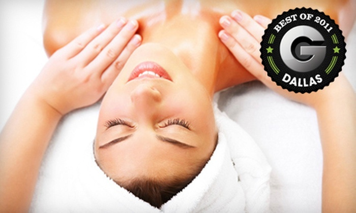 Horizon Massage & Spa - Multiple Locations: Spa Package for One or Two with Massage, Mini Facial, and Hand Treatment at Horizon Massage & Spa (57% Off)