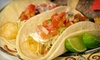 No Mas! Cantina - No Mas! Cantina: Mexican Dinner for Two or Four at No Más! Cantina (Up to 56% Off)