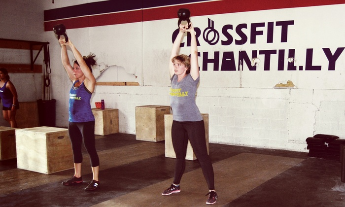 CrossFit Chantilly - Chantilly: One Month of Foundations Classes or One or Two Months of Unlimited Classes at CrossFit Chantilly (Up to 61% Off)