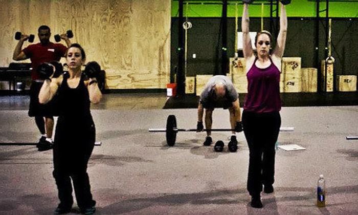 Hercules CrossFit - Hercules: 10 or 20 CrossFit Classes at Hercules CrossFit (Up to 68% Off)