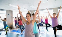 Yoga: Five or Ten Classes for One or Five Classes for Two at Yoga 4 U