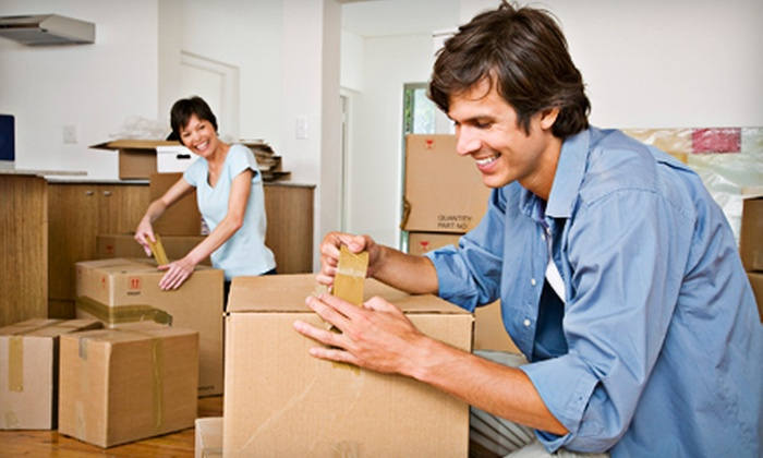 McGrath Moving and Storage - Modesto: Two or Three Hours of Moving Services from McGrath Moving and Storage (Half Off)