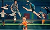 Up to 60% Off Play Time at Indoor Trampoline Park