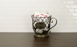 Coffee Pod Storage Basket
