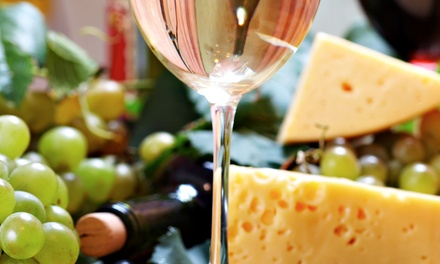 Portland: Custom Tasting for Two or Regional Wine-and-Cheese Pairing Party for Up to 10 at Blackbird Wine Shop (50% Off)