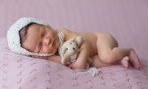 Kristi Bowman Photography: $99 for a Newborn Photo-Shoot Package at Kristi Bowman Photography ($360 Value)