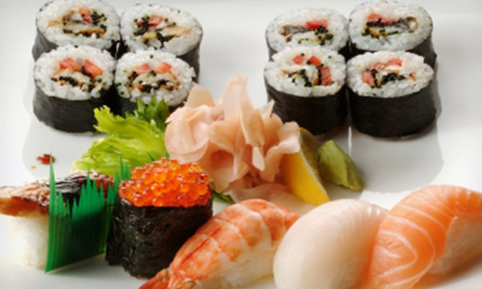 Super TGI's Sushi - Anderson West: Sushi and Japanese Cuisine at Super TGI's Sushi (Half Off)