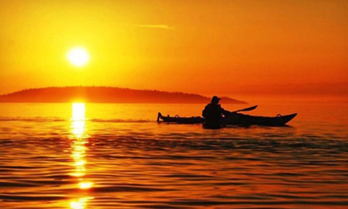Alder Creek Kayak & Canoe - Multiple Locations: Watersports Rental, Basic Paddling Class, or Kayak Tour for Two from Alder Creek Kayak & Canoe (Up to 50% Off)