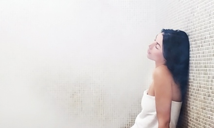 30- or 60-Minute V-Steam at Path of Life Healing Center (Up to 52% Off)