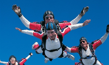 $119 for One Tandem Jump at Skydiving San Francisco ($269.99 Value)