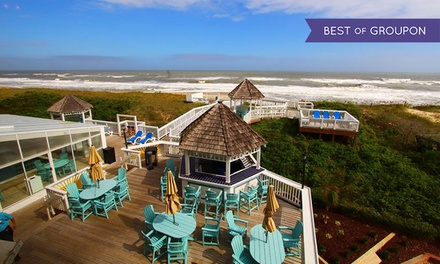 Stay at Ramada Plaza Nags Head Oceanfront in Outer Banks, NC. Dates into May.