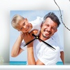 Up to 75% Off a Custom Photo Clock