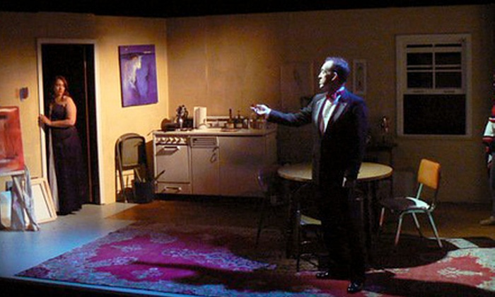 "Stage Coach Theatre - Central Rim: $15 for Performance of ""Cockeyed"" or ""Laughter on the 23rd Floor"" for Two at Stage Coach Theatre (Up to $30 Value)"