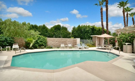 One- or Two-Night Stay with Breakfast at Comfort Suites Palm Desert in California from Comfort Suites Palm Desert -