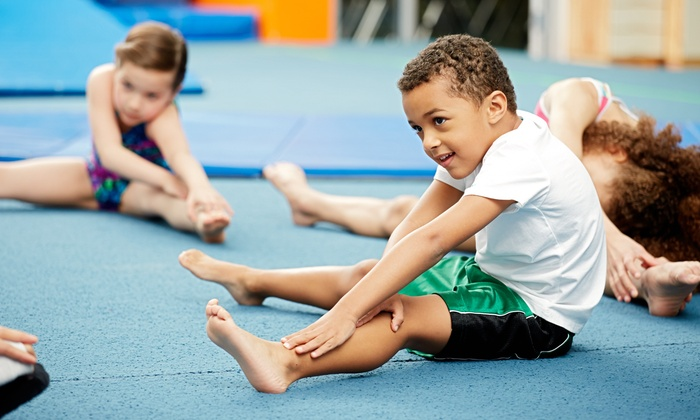 Debbie's Gym - Ronkonkoma: Four Gymnastics Classes for Children or Teens at Debbie's Gym (Up to 68% Off). Three Options Available.
