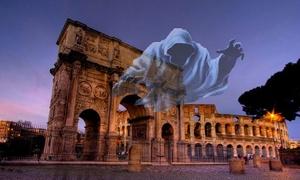 Sotterranei di Roma: Sulle Orme dei Fantasmi a Roma - Tour nella Città Eterna per 2 o per 4 persone