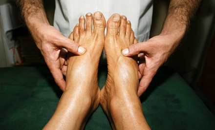 $18 for $70 Worth of Reflexology — Inner Peace Energetic Bodywork and Sound Therapy, LLC