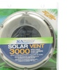 Sunforce Stainless Steel Solar Vent