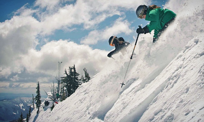 Mt. Hood Meadows Ski Resort - Mt. Hood: Skiing and Snowboarding for One or Two at Mt. Hood Meadows Ski Resort (Up to 47% Off)