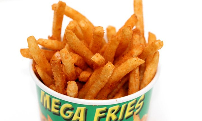 Potato Corner - Galleria: One or Two Groupons, Each Good for $10 Worth of Flavored French Fries at Potato Corner (Up to 35% Off)