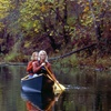 Up to 54% Off a Canoe Rental and Night of Camping