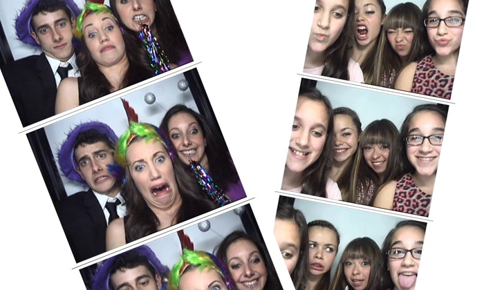 Magical Memories Entertainment - Magical Memories Entertainment: $599 for a Three-Hour Photo-Booth Rental with Prints from Magical Memories Entertainment ($1,200 Value)