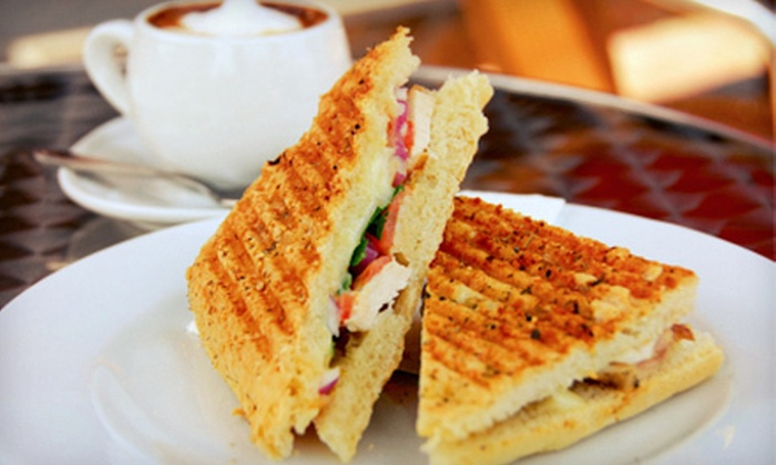 Midnight Sun Cafe - Downtown: $14 for Sandwiches and Salads for Lunch for Two at Midnight Sun Cafe (Up to $29.90 Value)