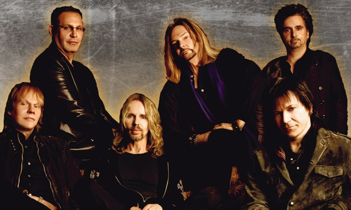 Styx - Pearl Concert Theater at Palms Casino Resort: Styx at Pearl Concert Theater at Palms Casino Resort on Sunday, January 18, at 8 p.m. (Up to 52% Off)