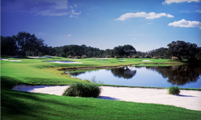 Bloomingdale Golfers Club - Bloomingdale: 18-Hole Round of Golf for Two or Four Including Cart at Bloomingdale Golfers Club (53% Off)