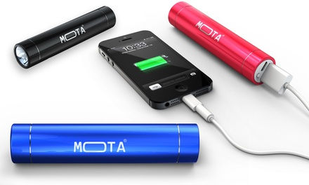 Mota Smartphone Battery Stick with Optional Accessory Bundle from $11.99–$19.99
