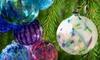 Half Off a Handblown Glass Ornament at Girl Glass