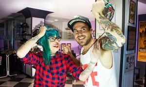 La Pantera Tattoo Shop: Paga 19,90 € y obtén un descuento de 120 € en un tatuaje en negro o a color en el centro de Gijón