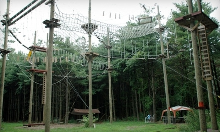 Summit Vision - Westerville: $19 for Four Hours of Open-Play Rope Climbing at Summit Vision in Westerville ($40 Value)