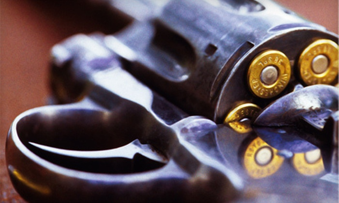 Mill Creek Sport Center - Webster: $30 for Shooting-Range Session for Two at Mill Creek Sport Center ($60 Value)