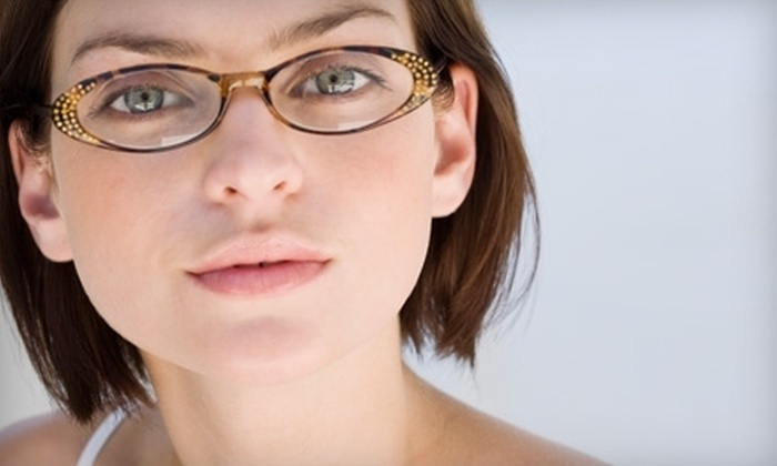 FY Eye Optometry - ReJwan Eyewear : $49 for an Eye Exam with $200 Credit Toward Complete Glasses at FY Eye Optometry (Up to $494 Value)